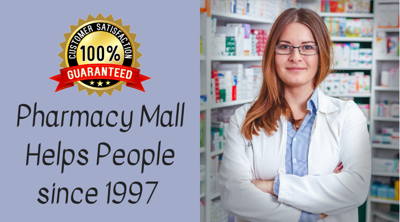 Pharmacy Mall Helps People since 1997